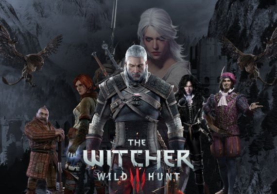 Buy The Witcher 3: Wild Hunt - GOG CD KEY cheap