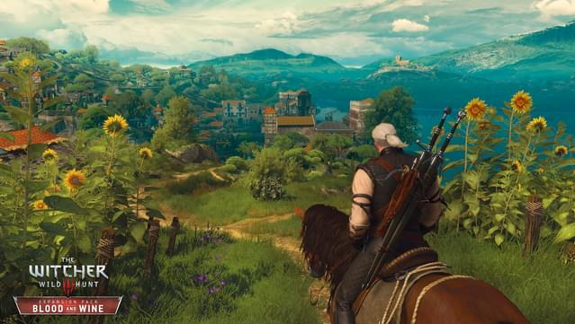 The Witcher 3: Wild Hunt - Blood and Wine on GOG.com