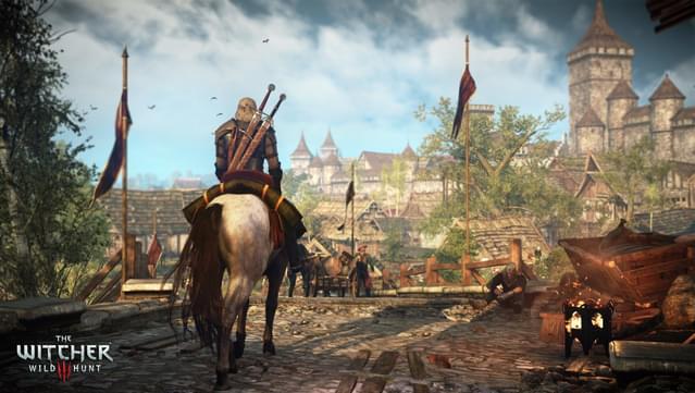 The Witcher 3: Wild Hunt on GOG.com
