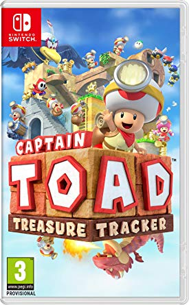 Amazon.com: Captain Toad: Treasure Tracker (Nintendo Switch