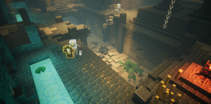 Announcing Minecraft: Dungeons! | Minecraft