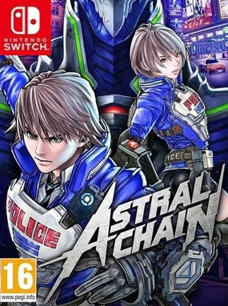 Astral Chain Nintendo Key Nintendo Switch NORTH AMERICA - G2A.COM