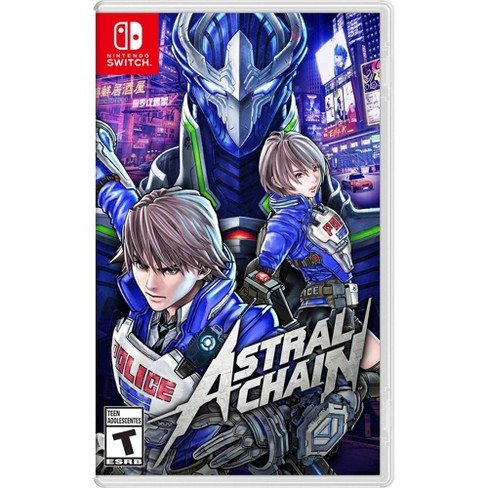 Astral Chain - Nintendo Switch : Target