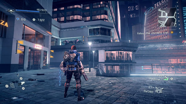 Astral Chain Nintendo Treehouse: Live E3 2019 gameplay - Gematsu