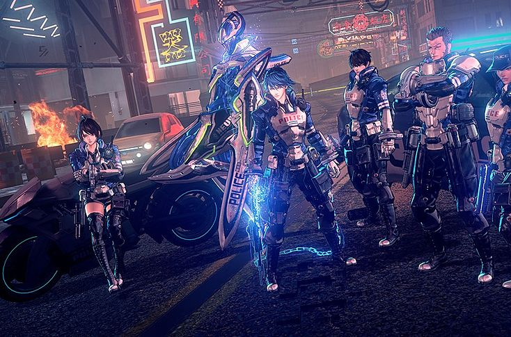 Astral Chain review: A promising new IP for the Nintendo Switch