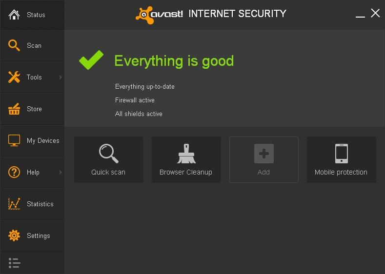 avast! Internet Security 2014 Review & Rating | PCMag.com