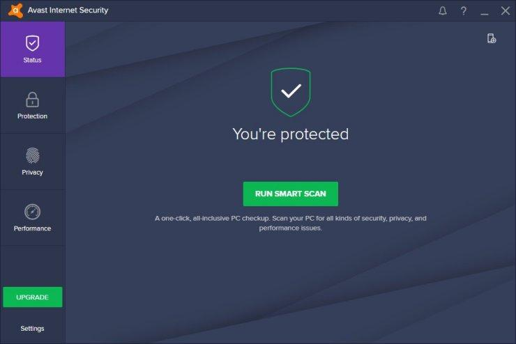 Avast Internet Security 2017 Review & Rating | PCMag.com