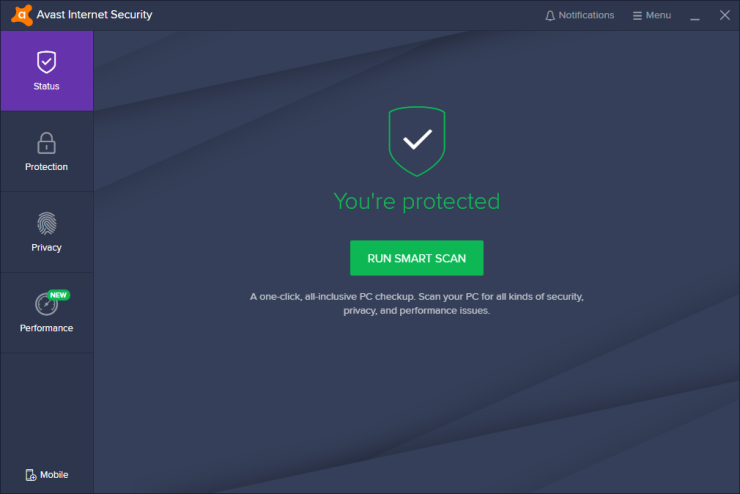 Avast Internet Security Review & Rating | PCMag.com
