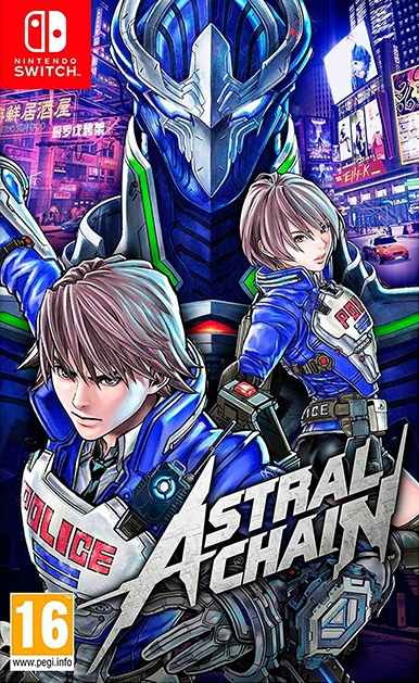 Buy Astral Chain Switch Nintendo