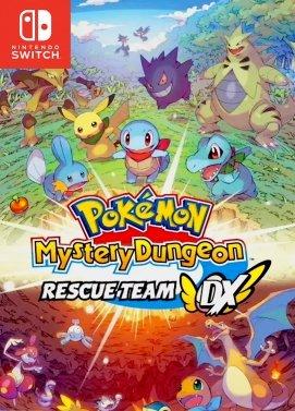 Buy Pokémon Mystery Dungeon: Rescue Team DX Switch Nintendo