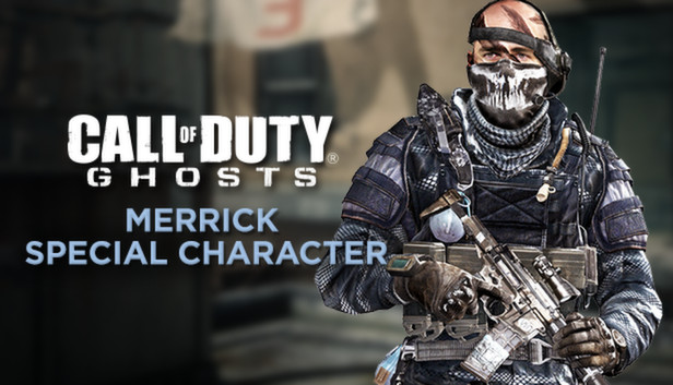 Call of Duty: Ghosts - Merrick Special Character (2014