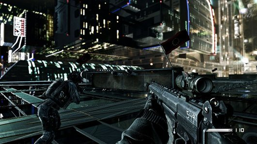 Call of Duty: Ghosts PS4 review: Haunted by the past   Engadget