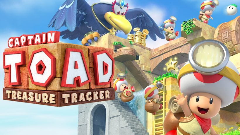 Captain Toad: Treasure Tracker Is Coming To Switch | Switch Player