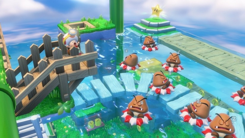 Captain Toad's Treasure Tracker coming to Nintendo Switch | Den of