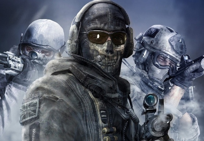 Critic calls Call of Duty: Ghosts boring, says military shooters