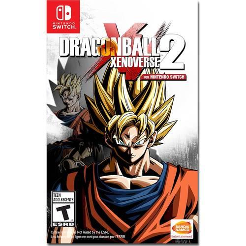 Customer Reviews: Dragon Ball Xenoverse 2 Nintendo Switch 84002