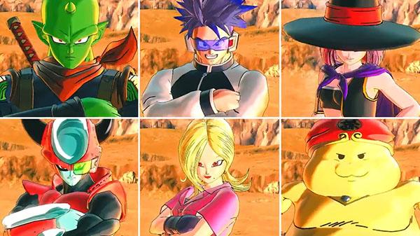 Dragon Ball Xenoverse 2 for Switch second trailer - Gematsu