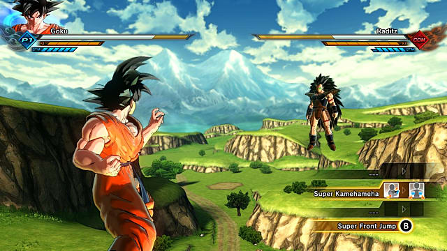 Dragon Ball Xenoverse 2 Guide: How to Use Motion Controls on