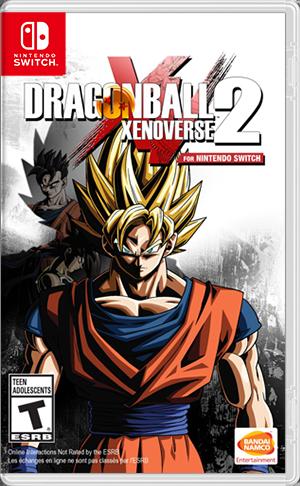 DRAGON BALL Xenoverse 2 (NSP) [Switch] [Update] [DLC] Download