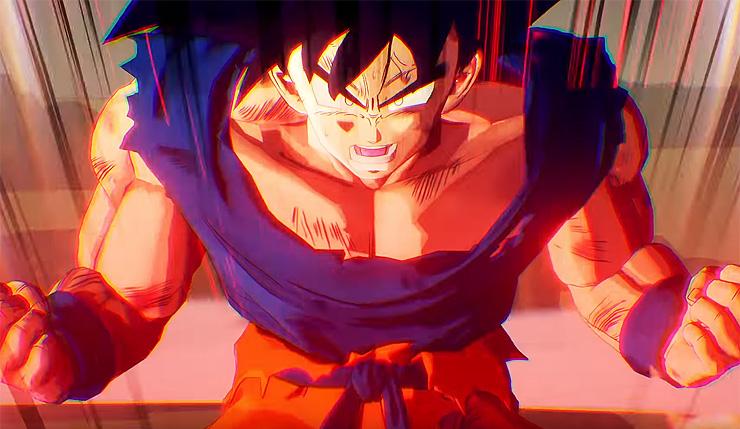 Dragon Ball Z: Kakarot Opening Cinematic Shows Off Classic Battles