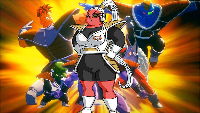 Dragon Ball Z: Kakarot Reveals New Character Bonyu