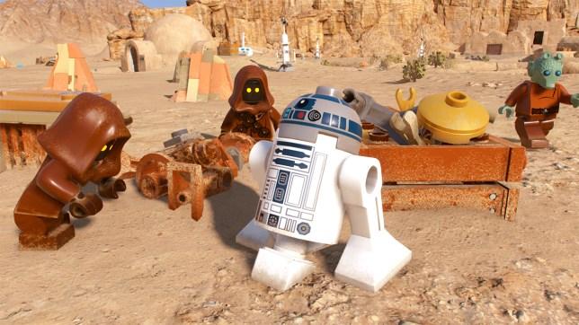 Games preview: Lego Star Wars: The Skywalker Saga will subvert