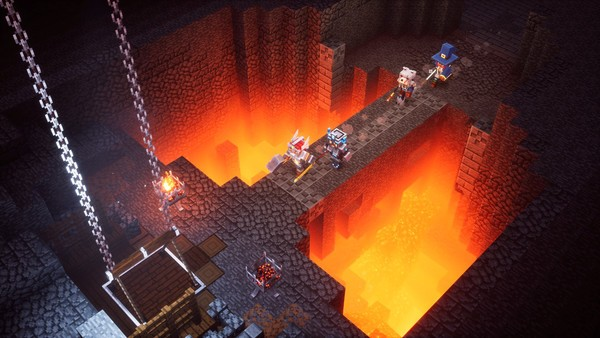 Hands-on with Minecraft Dungeons, Xbox Game Studio's most