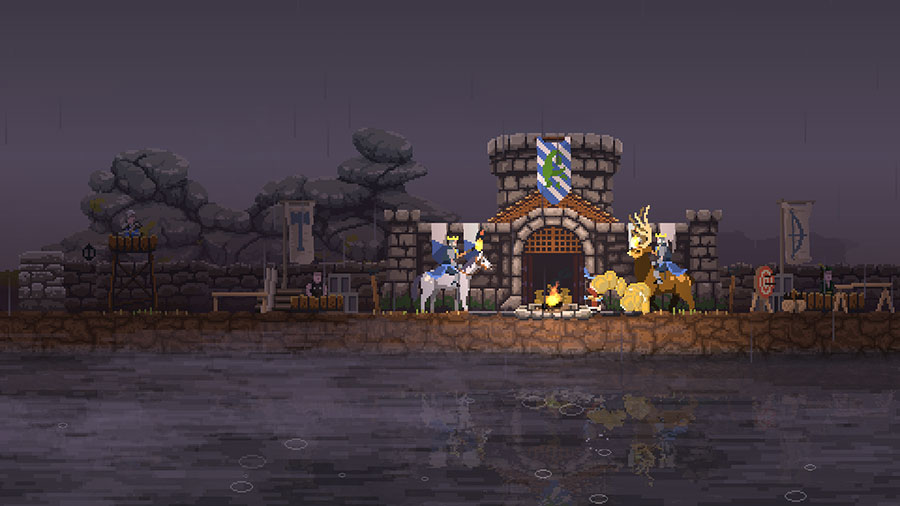 How To Make A New Crown In Kingdom Two Crowns - GamersHeroes