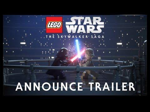 LEGO Star Wars: The Skywalker Saga - Official Reveal Trailer - YouTube