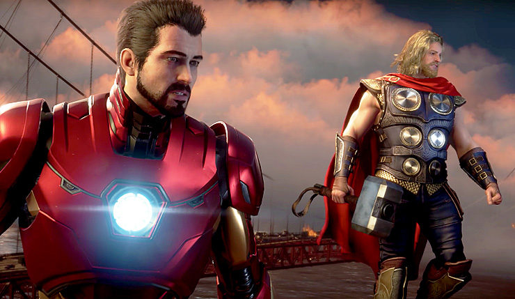 Marvel's Avengers E3 Demo Footage Leaks, Will be Officially