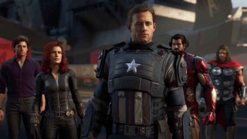 Marvel's Avengers Game Director Reflects on Character Design