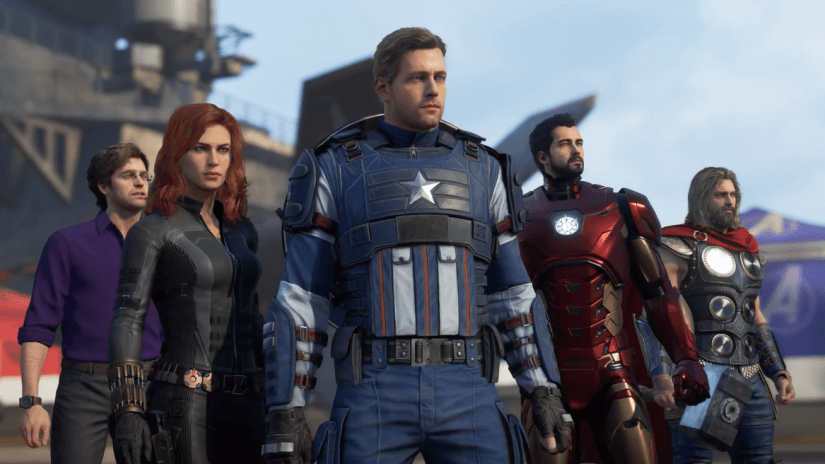 Marvel's Avengers Game: Hands-on with Earth's Mightiest Heroes