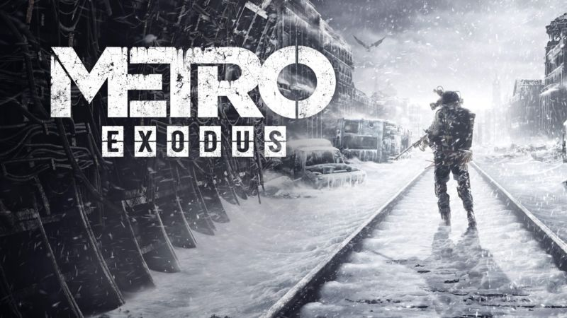 Metro Exodus: A beautiful, brutal single-player game—with insane