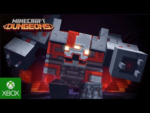Minecraft Dungeons - E3 2019 - Gameplay Reveal Trailer - YouTube
