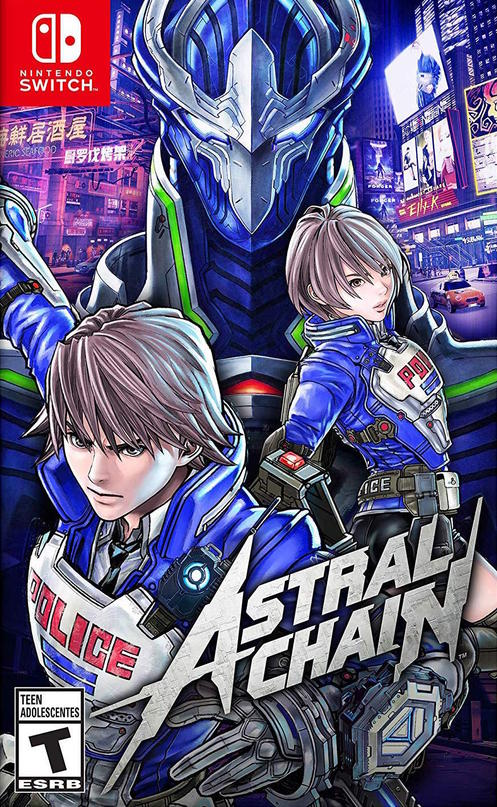 NINTENDO SWITCH ASTRAL CHAIN | Gamers Hideout