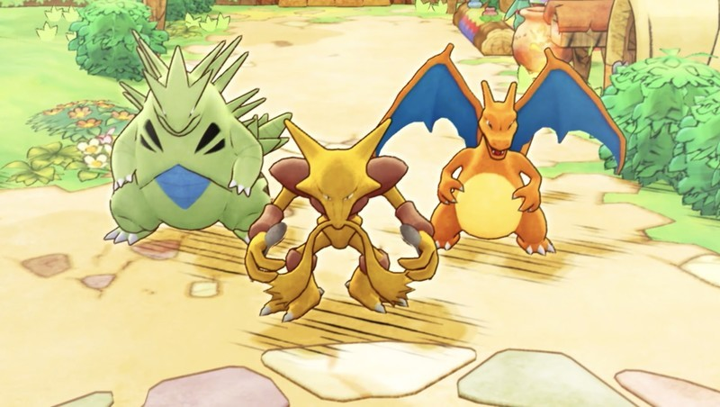 Pokémon Mystery Dungeon: Rescue Team DX comes to Nintendo Switch