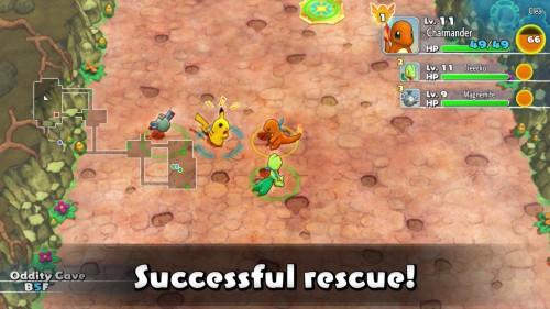 Pokémon Mystery Dungeon: Rescue Team DX   Nintendo Switch   Games