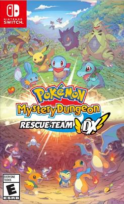 Pokémon Mystery Dungeon: Rescue Team DX - Wikipedia