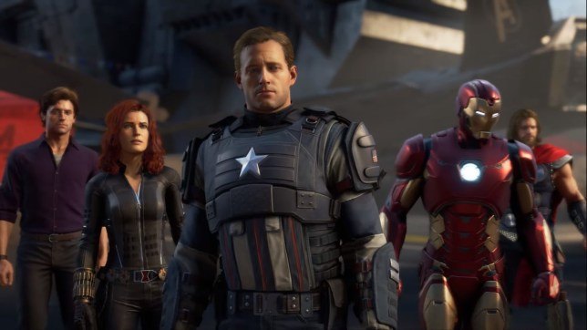 When is the Marvel's Avengers game being released and what can