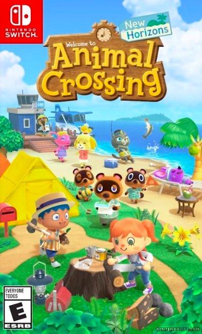 Animal Crossing: New Horizons (Nintendo Switch) Game Profile