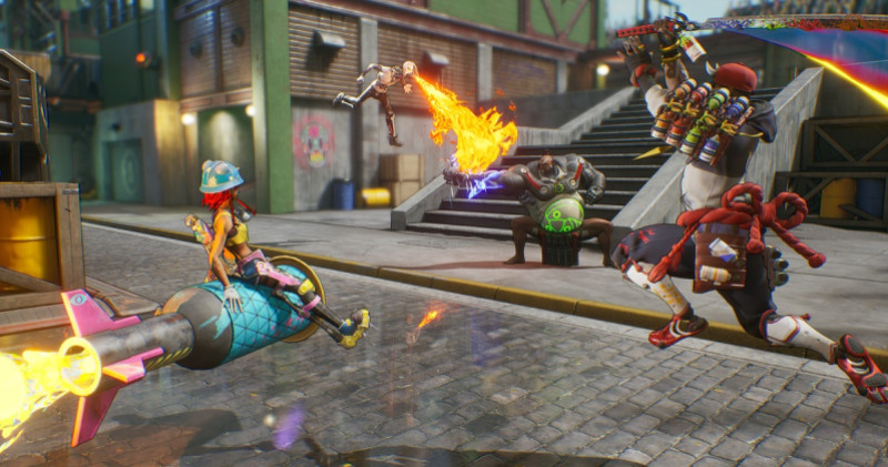 Bleeding Edge hands-on -- A team brawler where you learn by dying