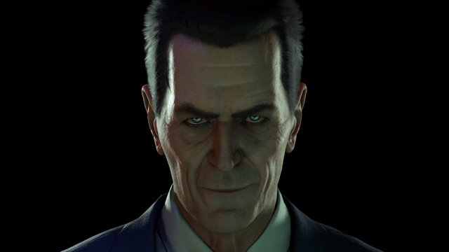 Half-Life: Alyx's G-Man speaks for the first time in 12 years