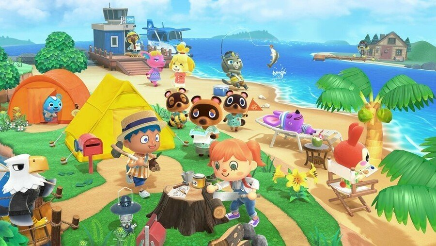 Here's All The New Info And Tidbits From Today's Animal Crossing