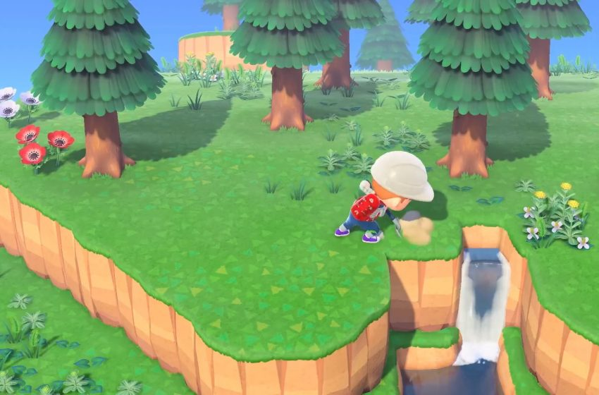 How to make Log Stakes in Animal Crossing: New Horizons | Gamepur