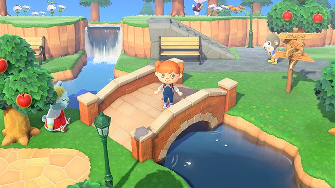 The new 25-minute Nintendo Direct presentation of Animal Crossing