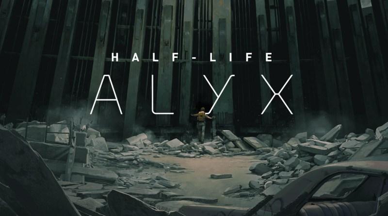 Valve reveals Half-Life:Alyx! Preorders open, release in March