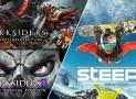 Darksiders, Darksiders II Deathinitive Edition és Steep is ingyen az Epic Games Áruházban