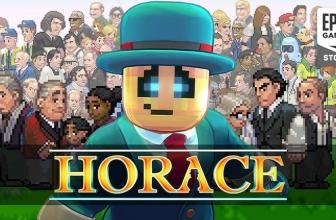 Ingyen Horace (Epic Games Store)