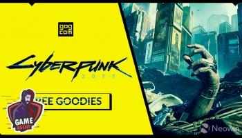 Most ingyen a tiéd lehet a Cyberpunk 2077 Goodies Collection