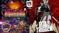 Ingyen Enter the Gungeon és God's Trigger az Epic Games-en